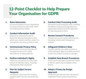 GDPR e1519763071472 - Responsibilities of a Controller, Processor, and Data Protection Officer According to the GDPR