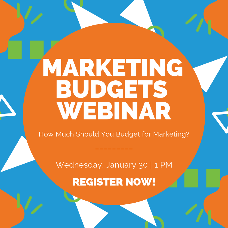 Marketing Budgets Webinar - How much should you budget for marketing - Free Webinar