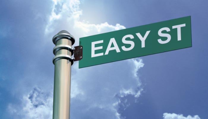 easy street - How to turn the hardest (but most important) part of marketing into the easiest