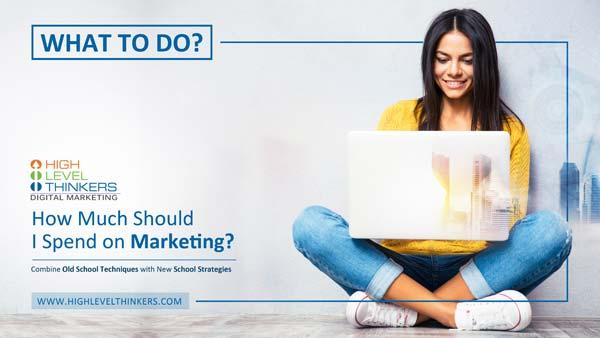 hlt budget webinar 1 - How To Estimate a SUCCESSFUL Marketing Budget For Your Business