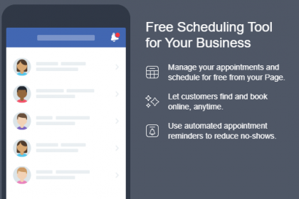 Facebook's NEW Appointment feature helps you grow your business