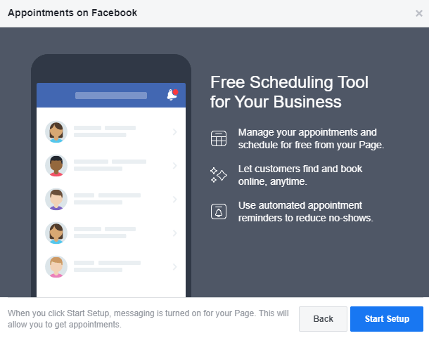 041320f - Facebook's NEW Appointment feature helps you grow your business