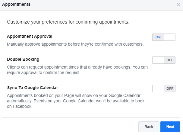 041320h - Facebook's NEW Appointment feature helps you grow your business